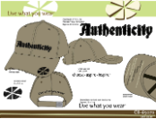 Authenticity Hat (Adult Unisex)