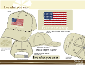 Citizenship Hat (Adult Unisex)