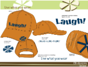 Laugh! Hat (Youth)