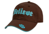 Believe Hat (Adult Women)